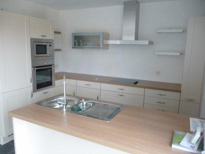 La cuisine construction de notre maison avec maisons for Cuisine eggo