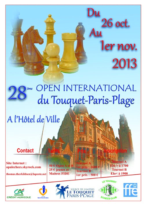 28 éme Open International du Touquet